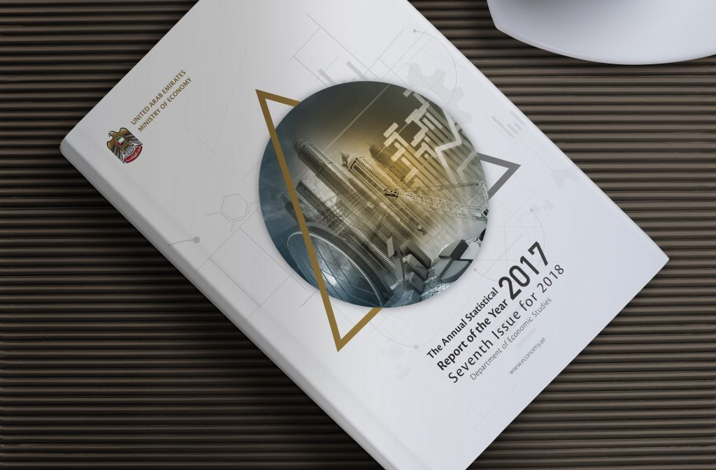 2017 MINISTRY OF ECONOMY ANNUAL BOOK REPORT LAYOUT DESIGN AND PRINT